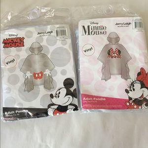 Disney Poncho Bundle